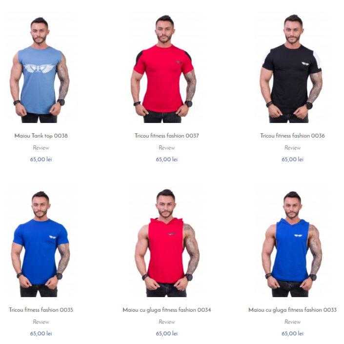 web design magazin online fitness