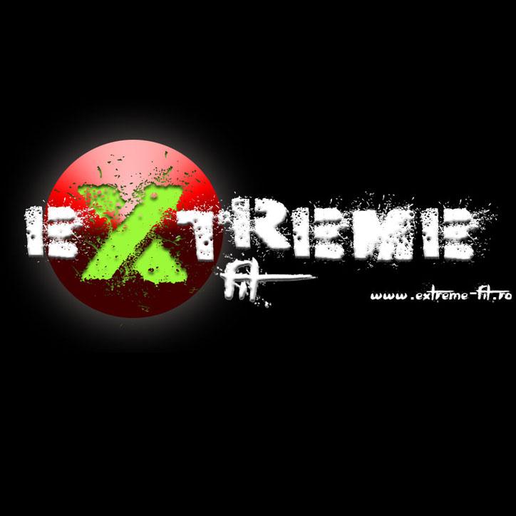 logo profesional extremefit