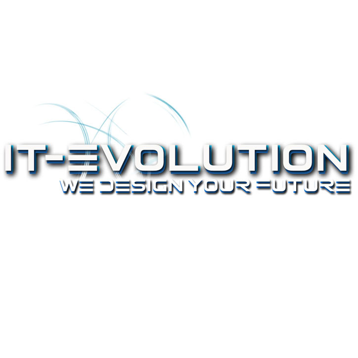 web design it evolution logo